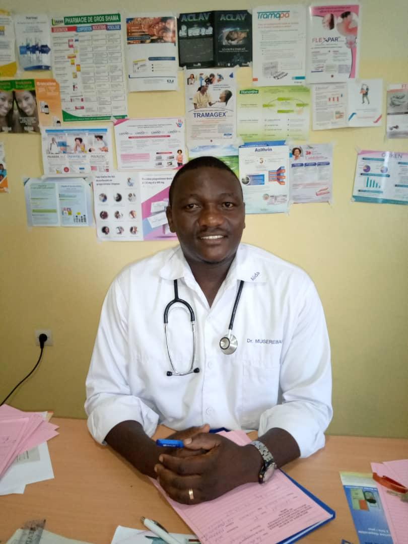 Dr MUSEREBANYI CYPRIEN